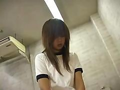 Japanese Girl Feels So Horny That She Is Ready To Fuck Everything She Sees
