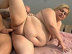 Big Mature Babe Pounded