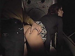 Vintage fuck into all holes