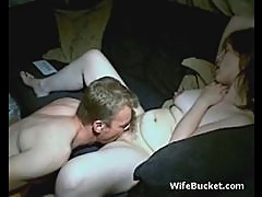English couple homemade quickie