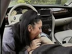Amazing Hardcore Banging In Expensive Car Ends Up With Anal Fun