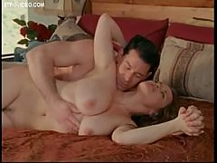 Naturally Busty Mandy Fisher Gets Fucked in Softcore Sex Scene