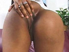 Indian girl with shaved pussy is fucked in the ass