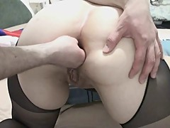Serbian Extreme Anal and Fisting 100% Amateur, Fist, Srpski