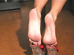Amator FOOT JOB