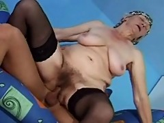 Another Cock for Granny Norma