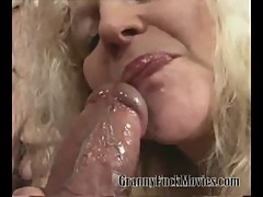 Real nasty grannies sucking and rimming