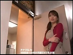 Japanese Wife Naughty Chesty Hardcore fucking Bukkake Blow