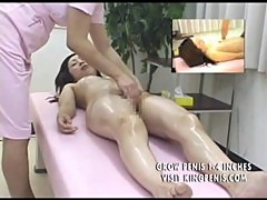 Japanese body massage
