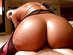 Lustful Milf Lisa Ann in sexy lingerie ass wrecked
