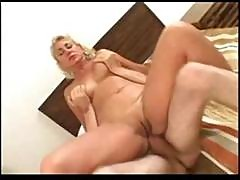Dana Hayes - Shaved Granny Does Anal (nice 50)