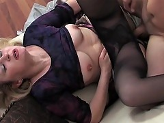 Emilia&Jerry horny mom on video