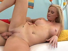 Hot momma Camryn Cross gets her pussy stuffed and stretch out