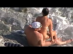 HidCams rus BEACH COUPLE FUCK 22 - NV