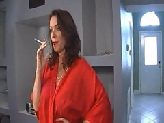 Hot Mature Cougar Smoking Sex -CockTaiL-