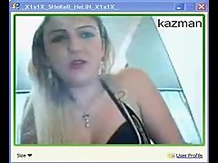 Turkish Girl Webcam 05