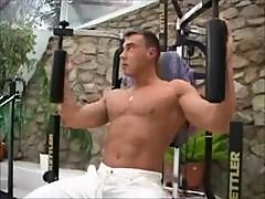 Backyard Romantic Workout