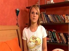 Jessica 19 Years Old First Time On Video